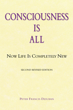 Consciousness is All-book cover