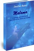 Malama book cover