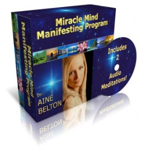 Miracle Mind Manifesting Program box cover