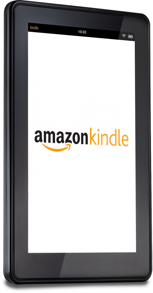 Kindle ereader tablet