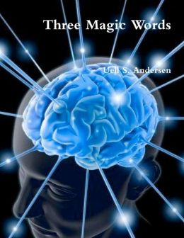 three magic words book cover