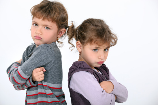 A Parent's Guide to Defusing Sibling Rivalry