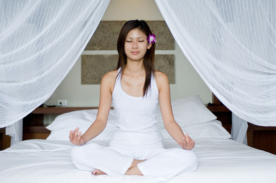 Improve Your Sleep Through Meditation